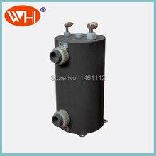 0.54m2 Теплопроизводительность titanium теплообменник конденсатора для тепловой насос для плавательного бассейна, WHC-3.0 дневные ходовые огни