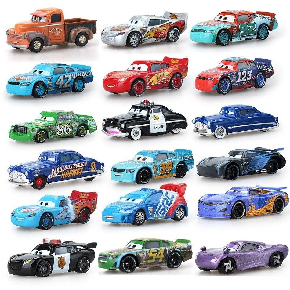 Disney Pixar Toys For Kids Lightning Mcqueen High Quality