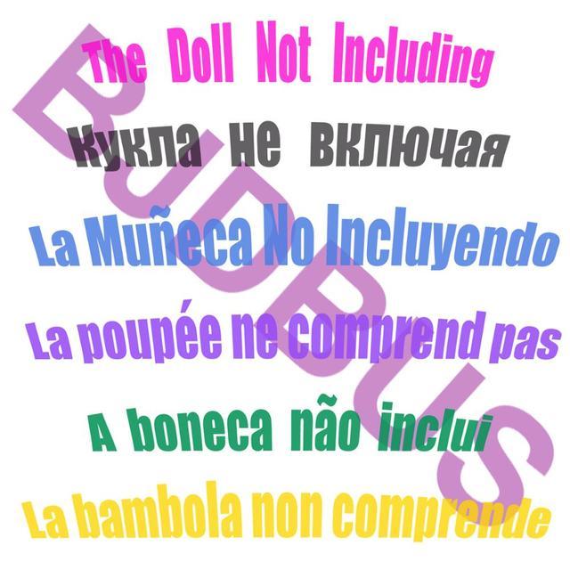 2 pz/lotto Bambola Fatta A Mano Vestito Copia Cenerentola Principessa Abito Blu Rosa Lunghi Abiti Pannello Esterno Per Barbie Doll Accessori Giocattolo Per Bambini