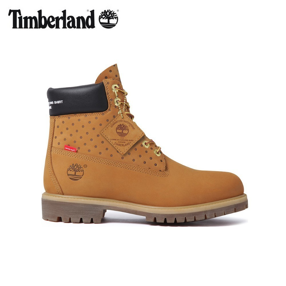 US $190.0 5% OFF|TIMBERLAND New Super Original Men Premium 100% Waterproof Boots For Male Genuine Cow Leather Ankle Wearable Yellow Joint Shoes|Basic