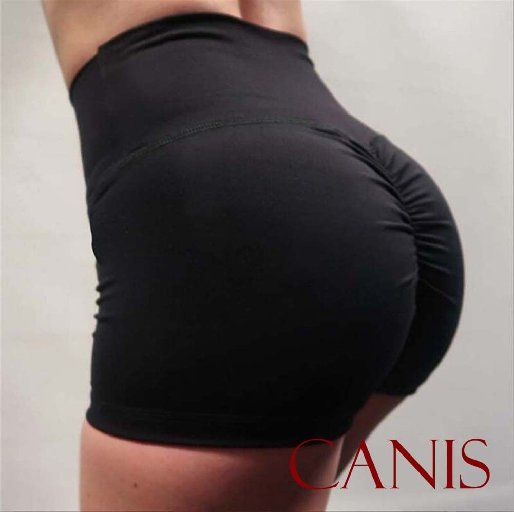 New Women Soft Polyester Seamless Safety Short Pants Hot -7866