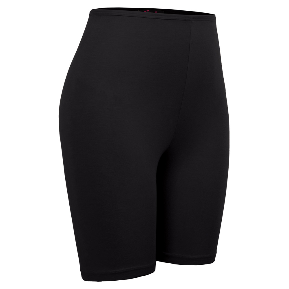Shorts   Women's Stretchy   Shorts   Elastic Waist Trousers Cycling Gym Summer