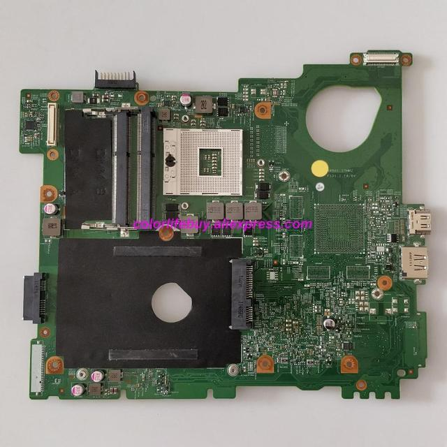 Genuine CN 07GC4R 07GC4R 7GC4R PGA989 DDR3 Laptop Motherboard Mainboard for Dell Inspiron N5110 Notebook PC