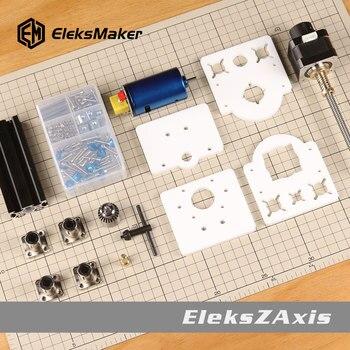 DIY Lasergravierer Kit | EleksZAxis Einstellbar Z Achse Laser Modul Motor Halter DIY Kit Für A3 Laser Stecher