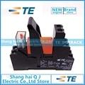 TE SCHRACK RT424024+RT78726+EM18 2CO 8A 24VDC relay Brand new and original