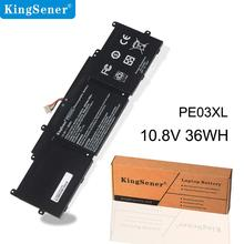 KingSener PE03XL Laptop Battery for HP Chromebook 210 G1 G4 HSTNN-LB6M PE03XL 767068-005 766801-421 TPN-Q151 10.8V 36WH