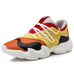 Мужская повседневная обувь массивные кроссовки платформа папа обувь мужские кроссовки сетчатая обувь бренд мужские кроссовки обувь