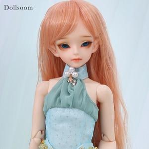 Куклы Oueneifs Ray & Luna 1/4 BJD SD, полимерная модель тела для мальчиков и девочек, высококачественные игрушки для девочек на день рождения, Рождество, ...