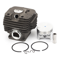 Chainsaws 52mm Cylinder Piston & Ring For Stihl 038 MS380 #11190201204 Motosierra Gasolina New
