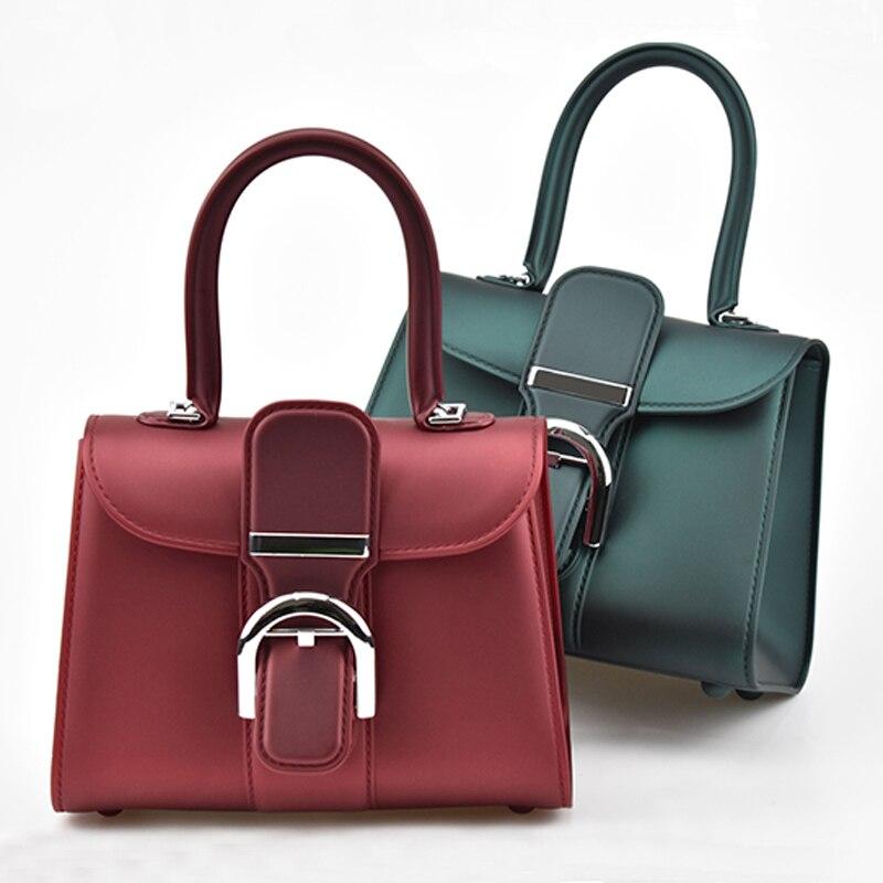 Brand Bag For Women 2019 Messenger Bags Luxury Handbags Designer Jelly Bag Fashion PVC Lady Crossbody Shoulder Women's bag