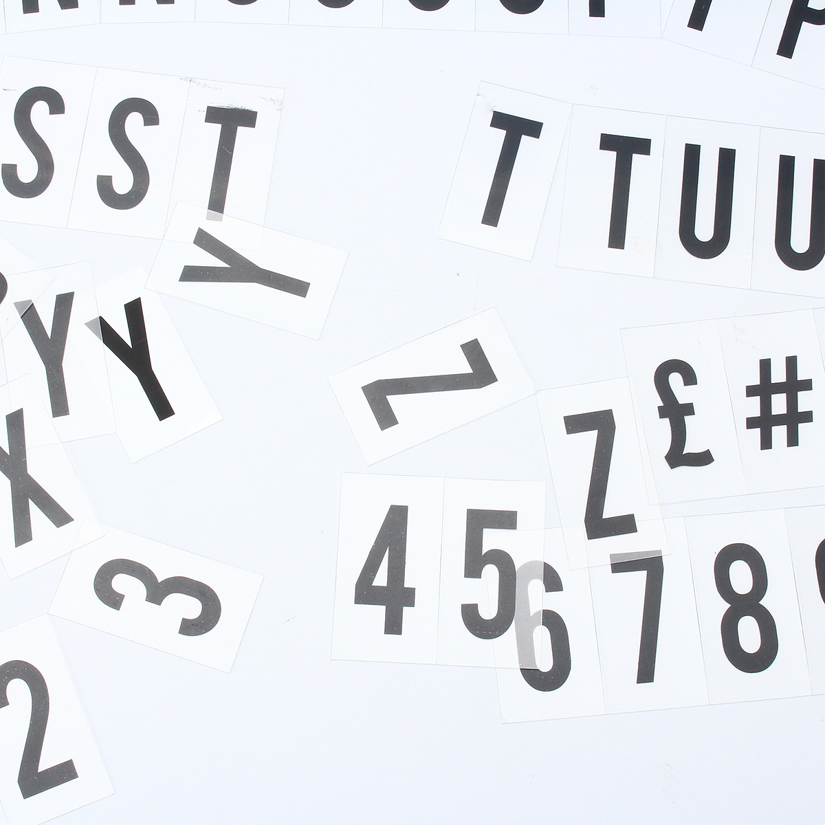 104 шт., кинематографический светильник, коробка с черными буквами, знак A4, сменные буквы, цифры, знаки, черный светильник, коробка для сообщений