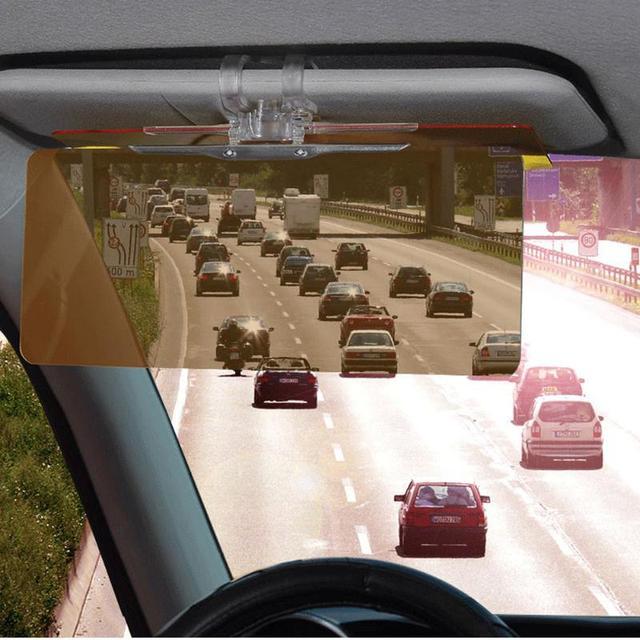 Anti Sunlight Dazzling Car Sun Visor Clear View