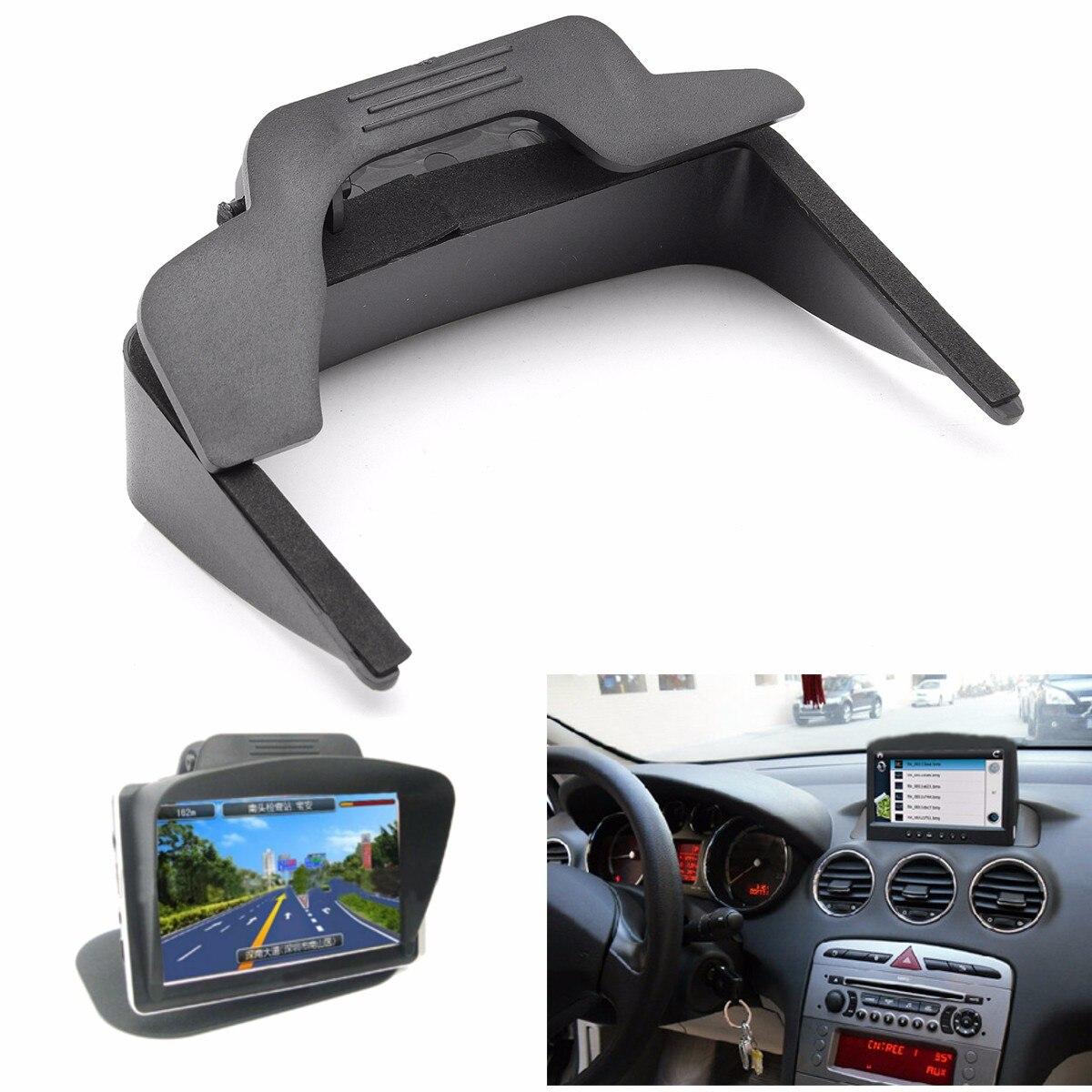 "New 7/"" Car GPS Sun Shade Sunshield Visor Anti Glare for Car GPS Navigator 1PCS"