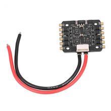 Электронный мини контроллер скорости ESC 15A 4 в 1, поддержка 2 4s LiPo / HV LiPo батареи FPV ESC RC аксессуары для FPV Drone