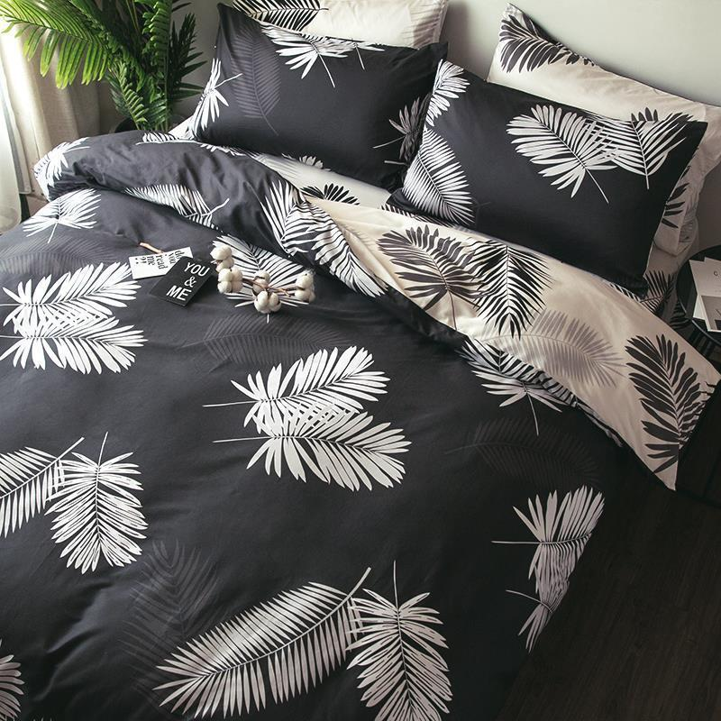 Casal Juego Jogo Couvre Lit Luxe Fundas Nordicas Duvet Cover Bedding Cotton Linen Bed Ropa De Cama Sheet And Quilt Bedsheet Set