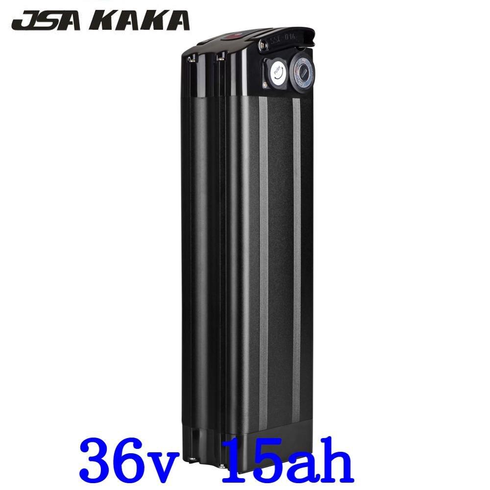 36V Battery 36V 250W 350W 500W Electric Bike Battery 36V 15AH Lithium Battery 36V 10AH 13AH 15AH Ebike Battery use samsung cell title=