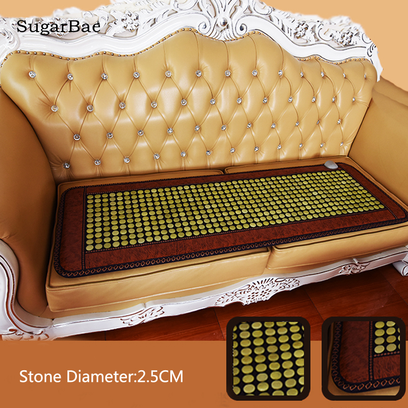 Physiotherapy Beauty Health Care New Products! Heating Tourmaline Jade Products Korea Thermal Jade Mattress Free Shipping