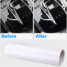 1 volume 10cm/15cm/20cm*300CM Transparent Car Sticker Protective Film PPF Paint Protection Rhino skin auto sticker