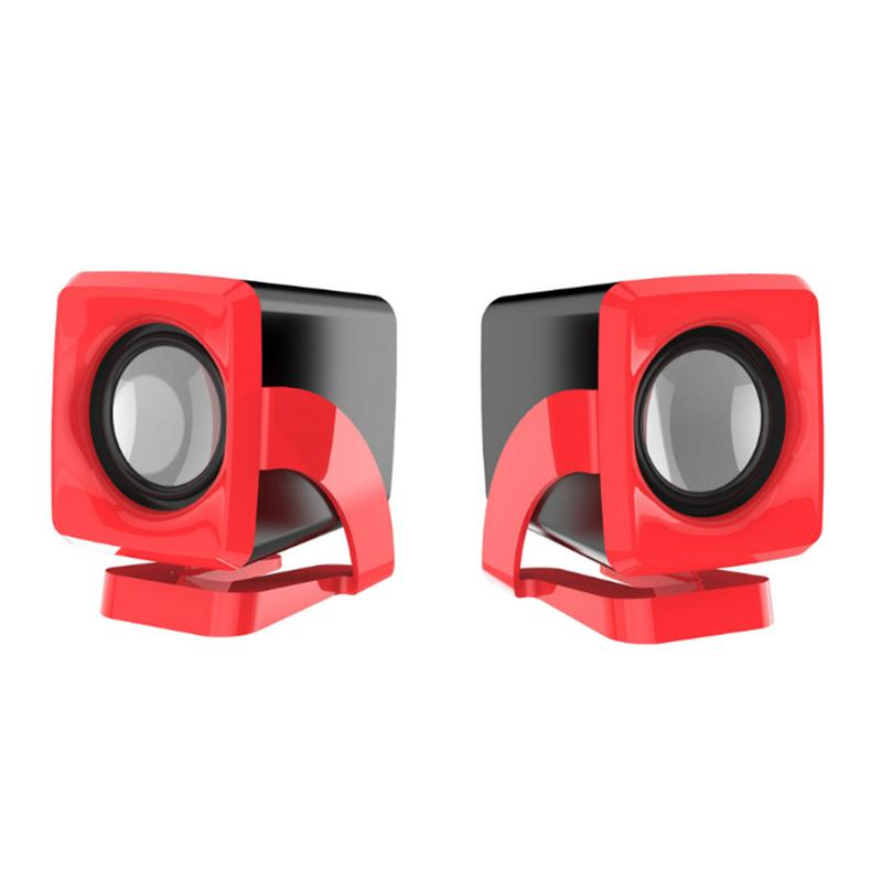Portable Smart Desktop Speaker Outdoor HIFI Stereo Subwoofer mini Audio Fall Resistance Handheld Speaker Music Player Universal
