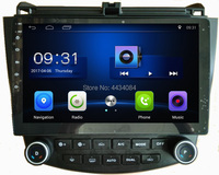 Ouchuangbo car audio stereo dual zone 1080P Video for Honda Accord 7 support USB SWC wifi BT android 8.0