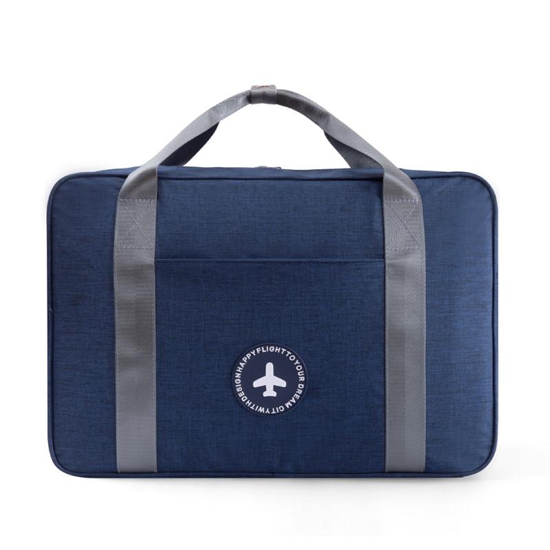 Large Capacity Travel Bags Women Big Duffle Bag Travel Organizer Weekend Bag Portable Thicken Overnight Bags Waterproof Tote