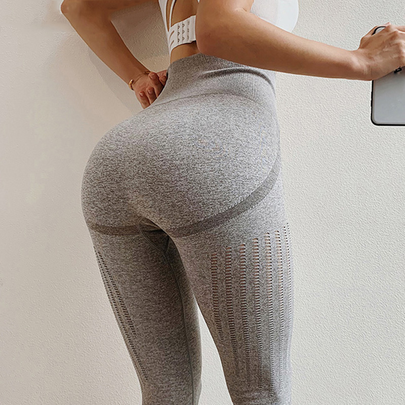 Women Seamless   Leggings   For Fitness Push Up Pants   Leggings   High Waist Sporting Trouser Workout   Legging   Women Stretch Gym Leggins