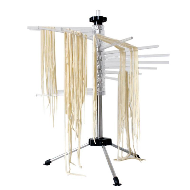 Hot Selling Homemade Noodle Drying Rack Safe Material Spaghetti Pasta Stand Holder Pasta Dryer Cooking Tools Kitchen GadgetHot Selling Homemade Noodle Drying Rack Safe Material Spaghetti Pasta Stand Holder Pasta Dryer Cooking Tools Kitchen Gadget