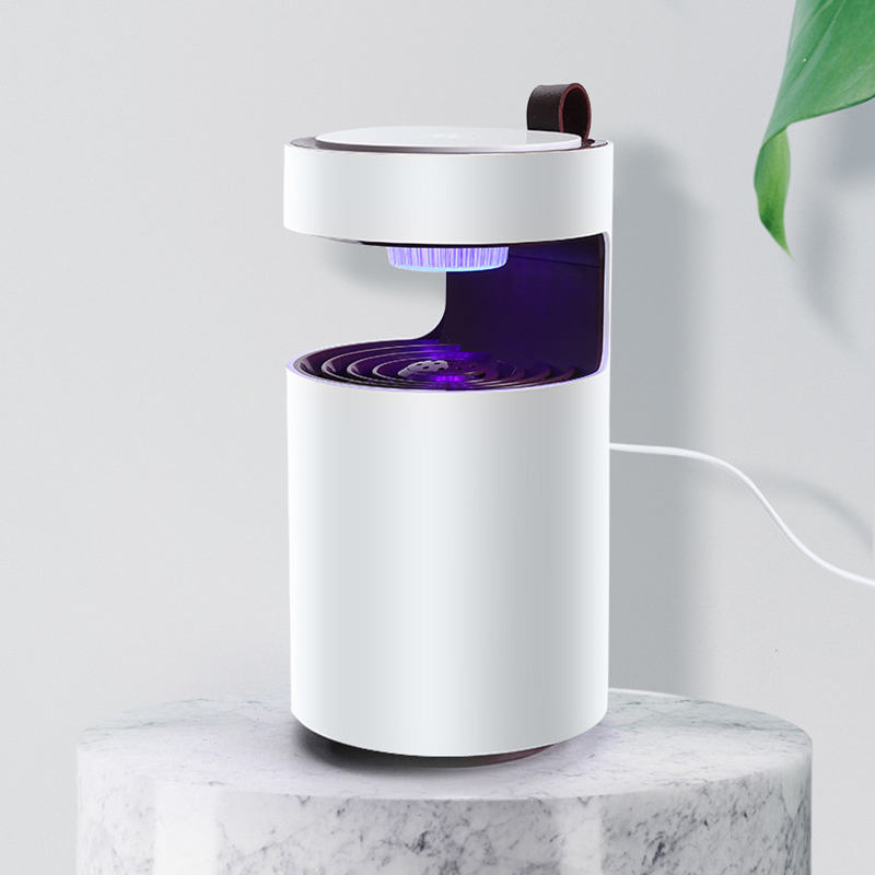 Image 2 - Low Voltage Ultraviolet Light Mosquito Killer Lamp Safe Energy Power Saving Efficient Surrounding Type Photocatalytic Light-in Bug Zappers from Home & Garden