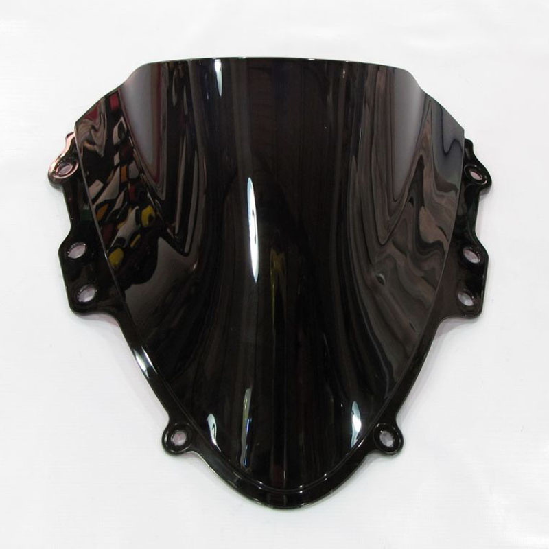 5 Color Windshield For 2004 2005 Suzuki GSX R GSXR600 GSXR750 K4 04 05 Screen Double bubble Front Motorcycle Accessories