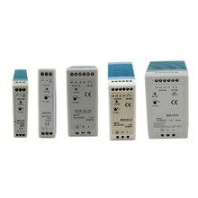 Single Output Industrial DIN Rail switching Power Supply 12/24V ac dc  10W 20W 40W 60W 100W with Ce Approv for led driver [sumger2] mean well original drh 120 24 24v 5a meanwell drh 120 24v 120w single output industrial din rail power supply