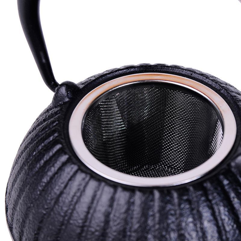 Mini Iron Teakettle 550ml 4