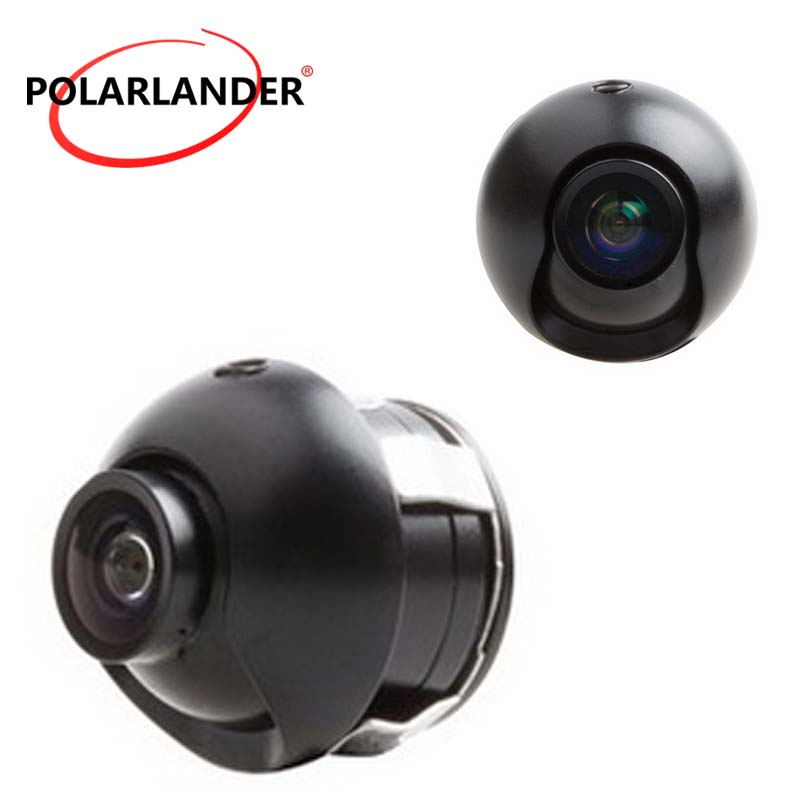 new  170 Degree Night Vision Car Parking Rear View Camera CMOS Reversing Front View Camera 360 Rotating