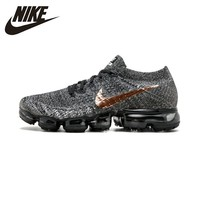 Nike AIR VAPORMAX FLYKNIT Original Men's Running Shoes Breathable Sports Sneakers #849558 010