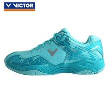 Бренд Victor, профессиональная обувь для бадминтона, мужская и женская спортивная обувь, кроссовки для внутреннего тенниса, A362