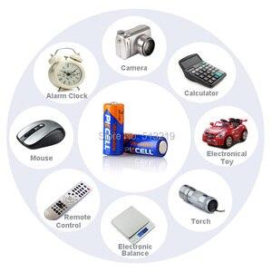 Image 5 - 25PCS PKCELL אולטרה אלקליין סוללות E90 N LR1 MN9100 910A 1.5V גודל N אלקליין סוללה יבש ויסודי סוללות עבור Bluetooth
