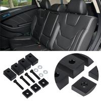 Car Accessories Metal 15 Pcs/set Seat Spacers + Bolts Rear Seat Recline Kit Tool Fit For Jeep Wrangler 2007 2017 Car Styling