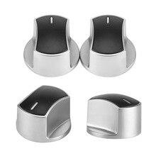 2 шт универсальная газовая плита часть управления ручки замена металлический переключатель кухня газовая плита аксессуары