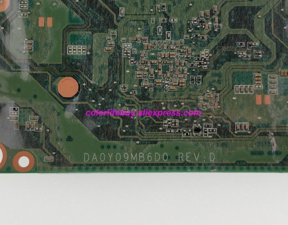 Image 4 - Genuine 787724 001 DA0Y09M06D0 2GB RAM 16GB eMMC Laptop Motherboard for HP ChromeBook 14 G3 14 X Series Notebook PC-in Laptop Motherboard from Computer & Office