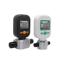 купить MF5706 (0-10L/25L) Gas Mass Flow Meters MF5712 (0-200L) Digital Gas Flow Meters Compressed Air Digital Display Tester Flowmeter по цене 9104.69 рублей