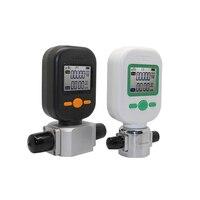 MF5706 Gas Mass Flow Meters 0 10L Digital Gas Flow Meters Compressed Air Digital Display Tester Flowmeter