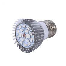 E27 Full Spectrum LED Grow Light Bulb 18W Lamp for Greenhouse Veg Flower Indoor Hydroponic Plant Led light