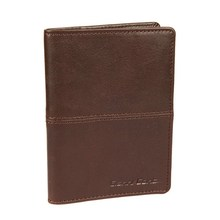 Обложка для паспорта Gianni Conti 1137455E dark brown