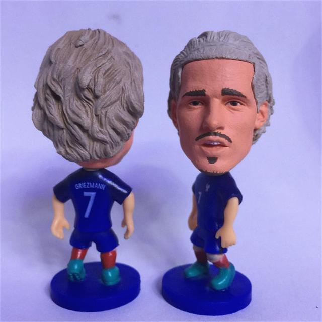 Super Hot Soccer Star Player Doll