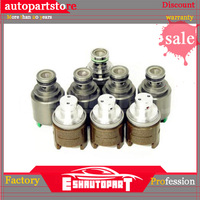 8PCS 5HP24A 01L Transmission Solenoid Kit Fit Audi A6 A8 BMW 5 7 Series X5 Jaguar