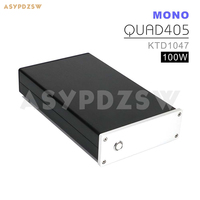 Готовые QUAD405 моно Мощность усилитель базы на QUAD 405 усилитель KTD1047 100 Вт с защиты динамиков