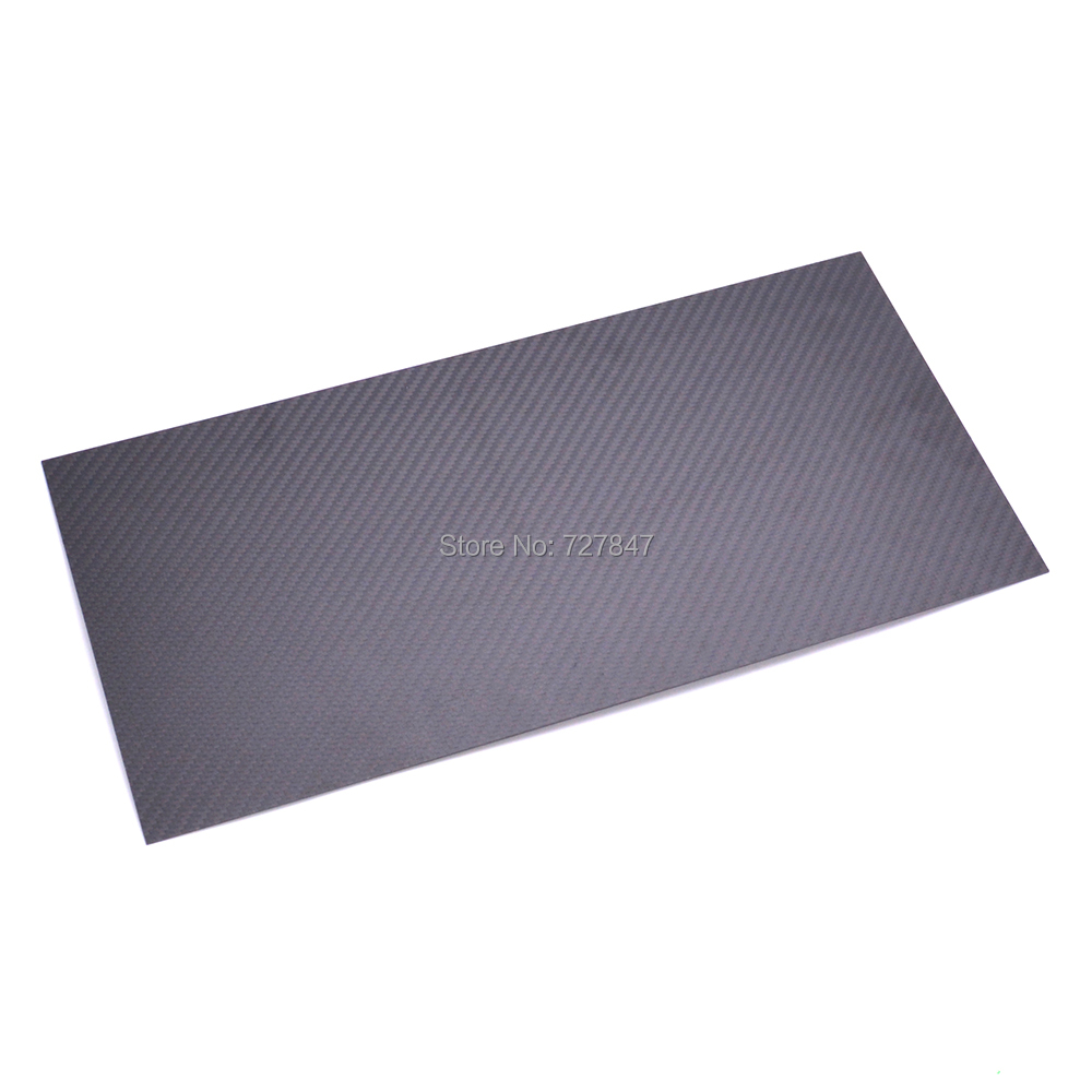 Image 4 - 400mm X 200mm Real Carbon Fiber Plate Panel Sheets 0.5mm 1mm 1.5mm 2mm 3mm 4mm 5mm thickness Composite Hardness Material-in Parts & Accessories from Toys & Hobbies