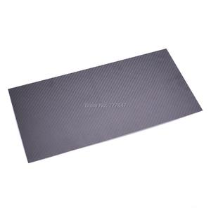 Image 3 - Láminas de paneles de fibra de carbono, 400mm X 200mm, 0,5mm, 1mm, 1,5mm, 2mm, 3mm, 4mm, 5mm de espesor, Material compuesto de dureza