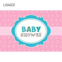 Laeacco Baby Show Newborn Party Backdrop Photography Backgrounds Customzied Photographic Backdrops For Photo Studio