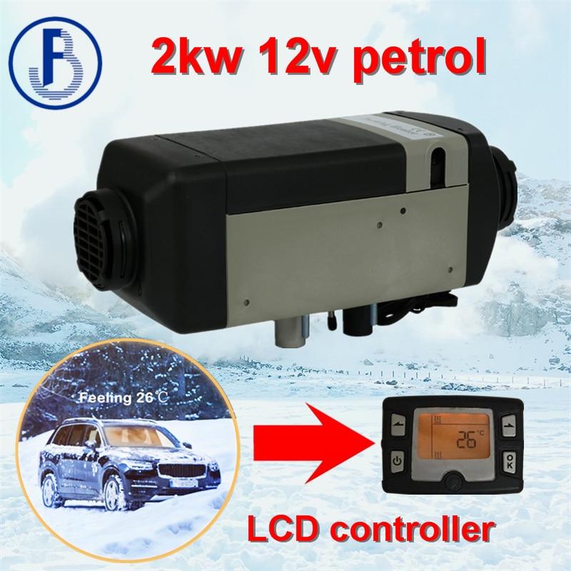 2kw 12v Gasoline Air Parking Heater For Car Truck Bus Etc Similar To Webasto Top