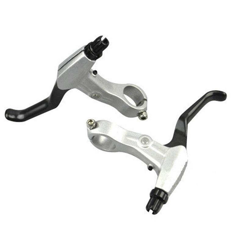 Mountain bike bicycle all-aluminum brake lever handle Bicycle accessories Cycling equipment
